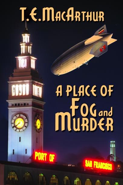 FogMurder Cover front